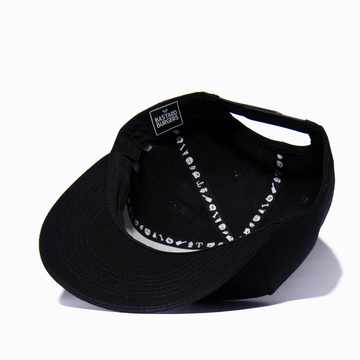 Black Badge Cap InSide