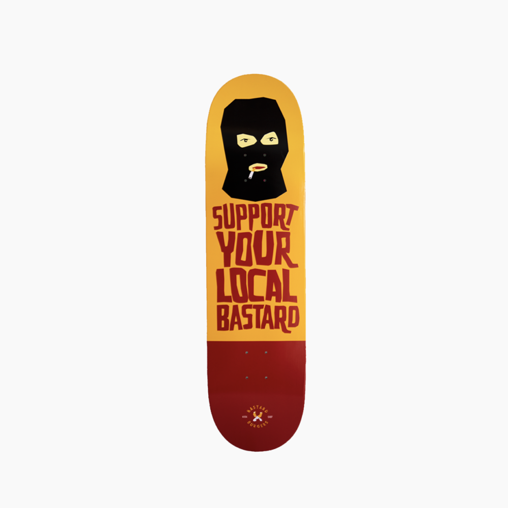 Bastard x Kiosk Skate