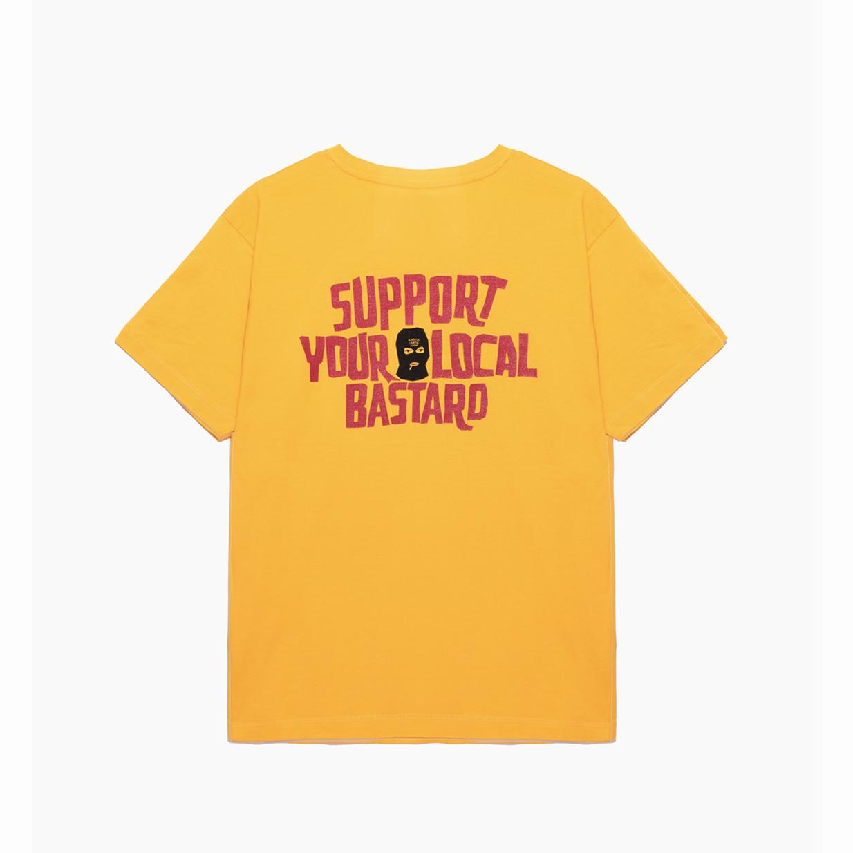 Bastard x Kiosk Tee Back