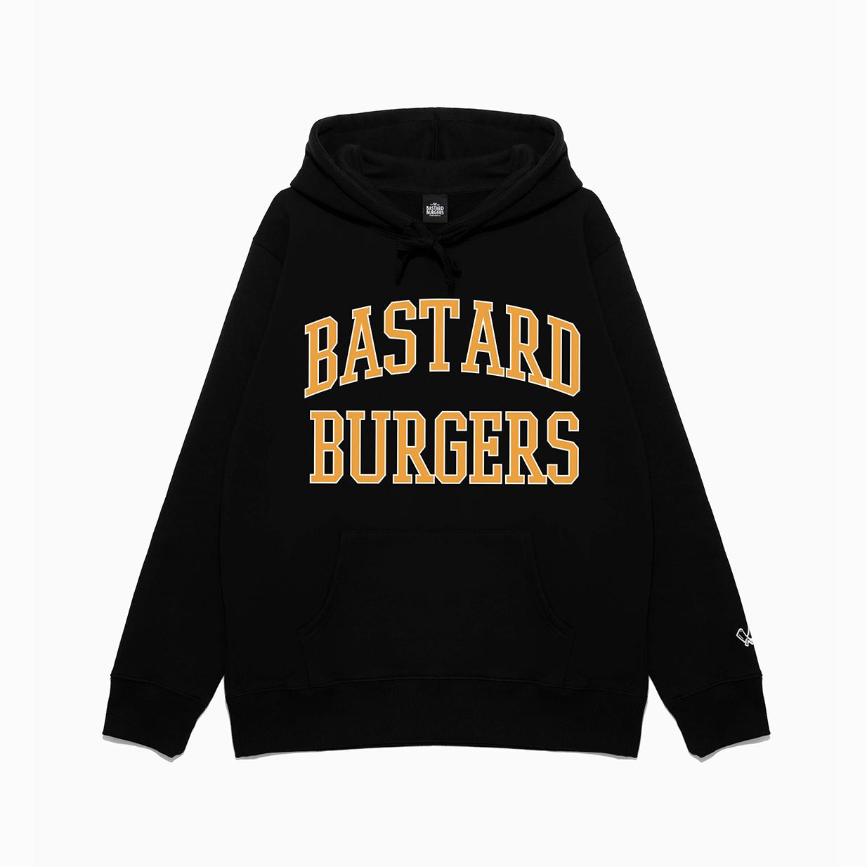 Bastard Athletics Black Hood