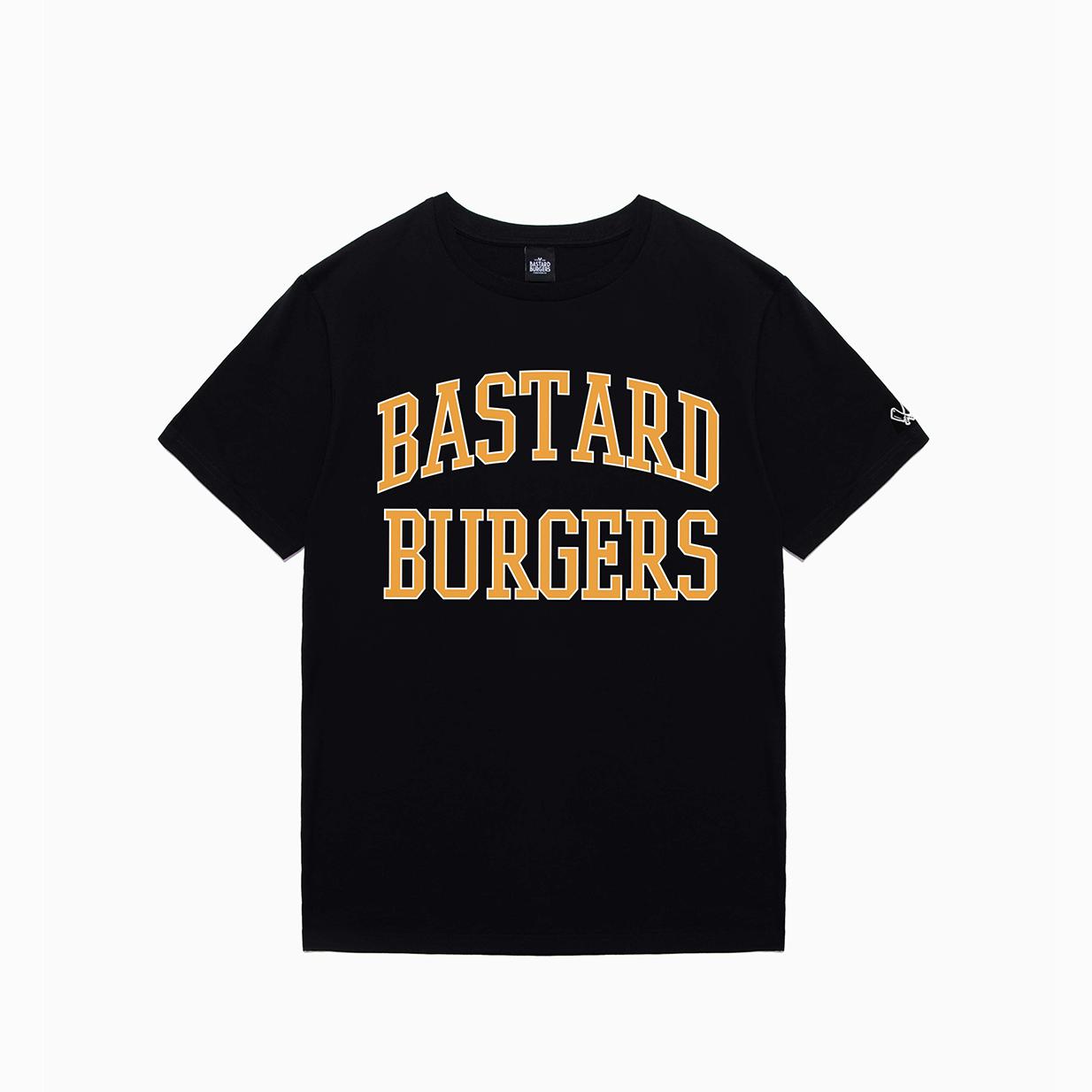Bastard Athletics Black Tee
