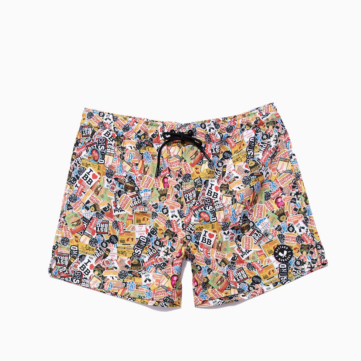 Allover Shorts