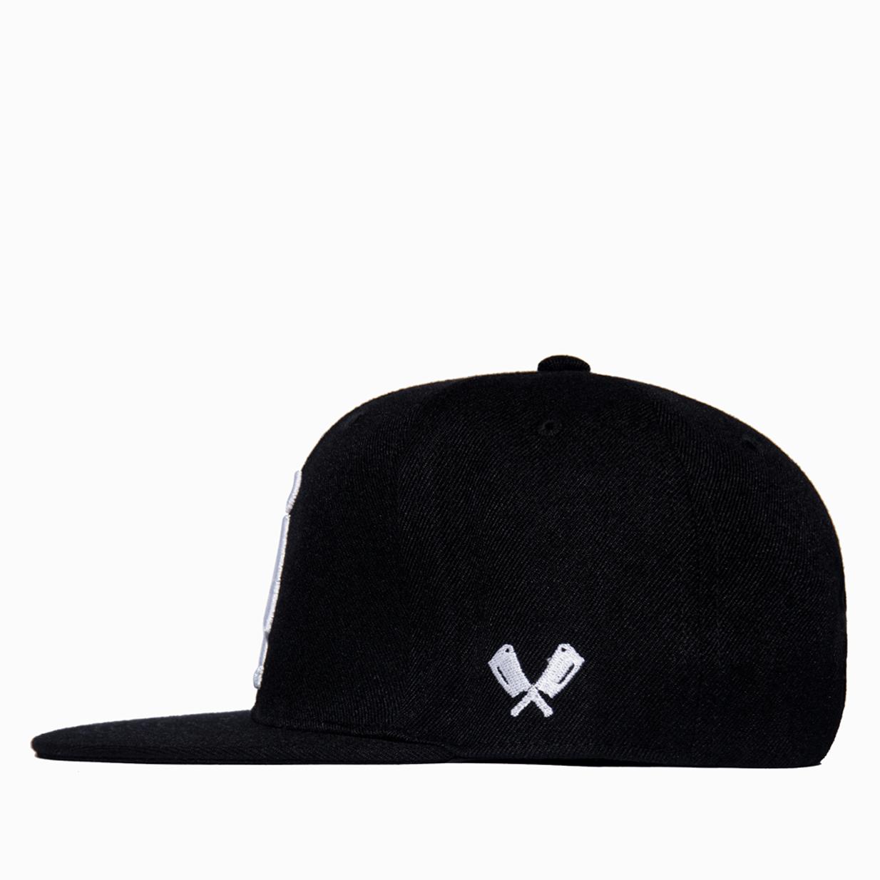 Black LÅ Cap side
