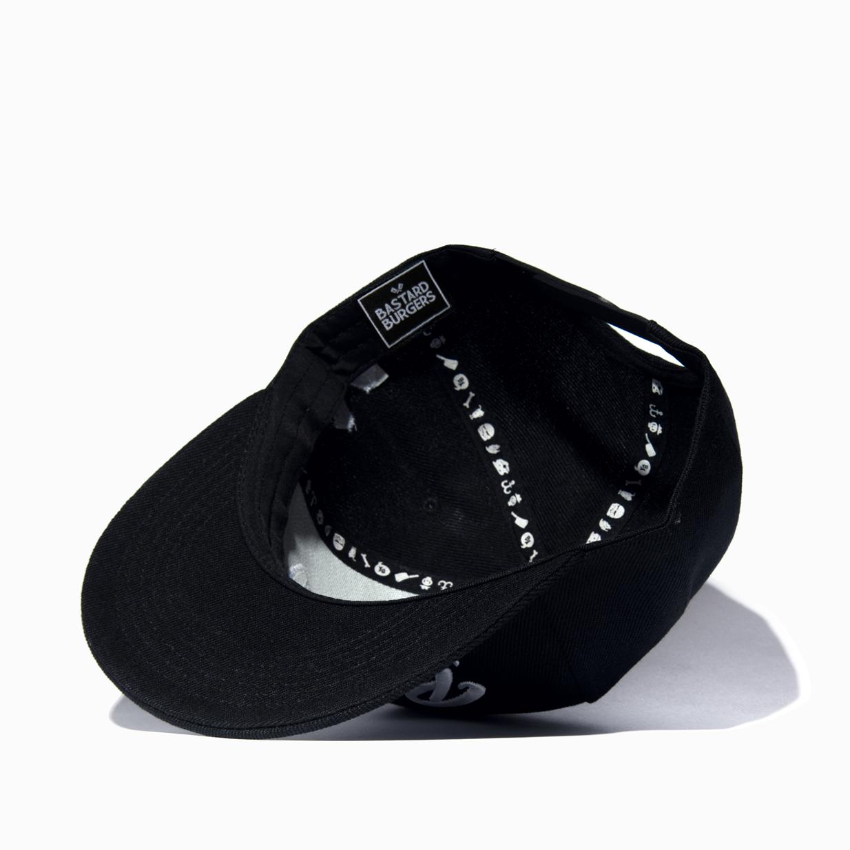 webb BLACK CAP inside