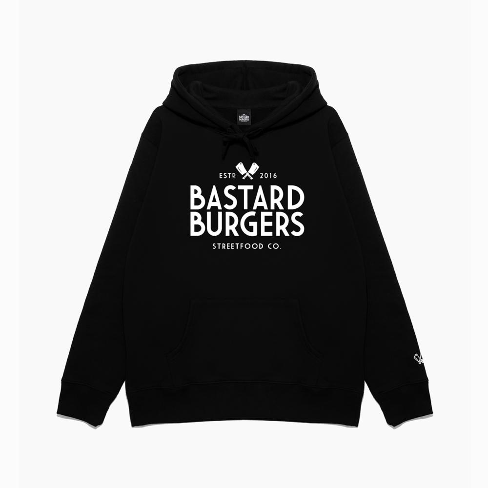 Bastard Original Black Hood