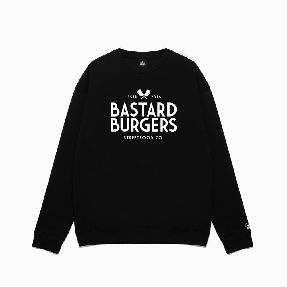 Bastard Original Black Sweat