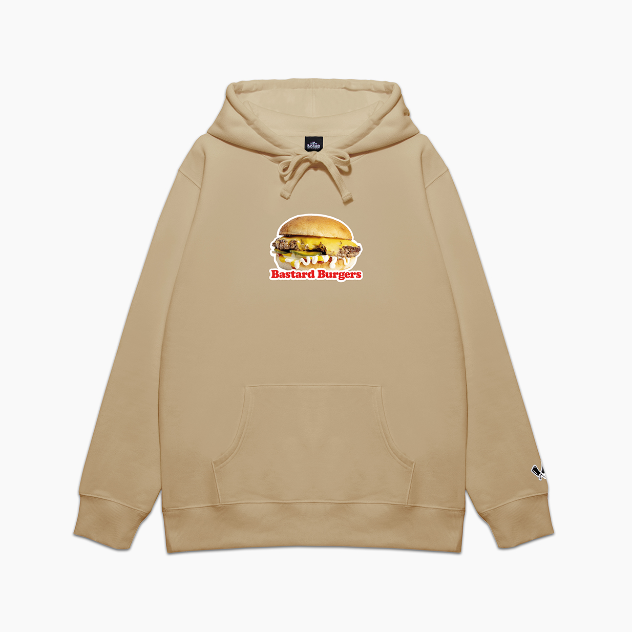 The Burger Sand Hood rätt