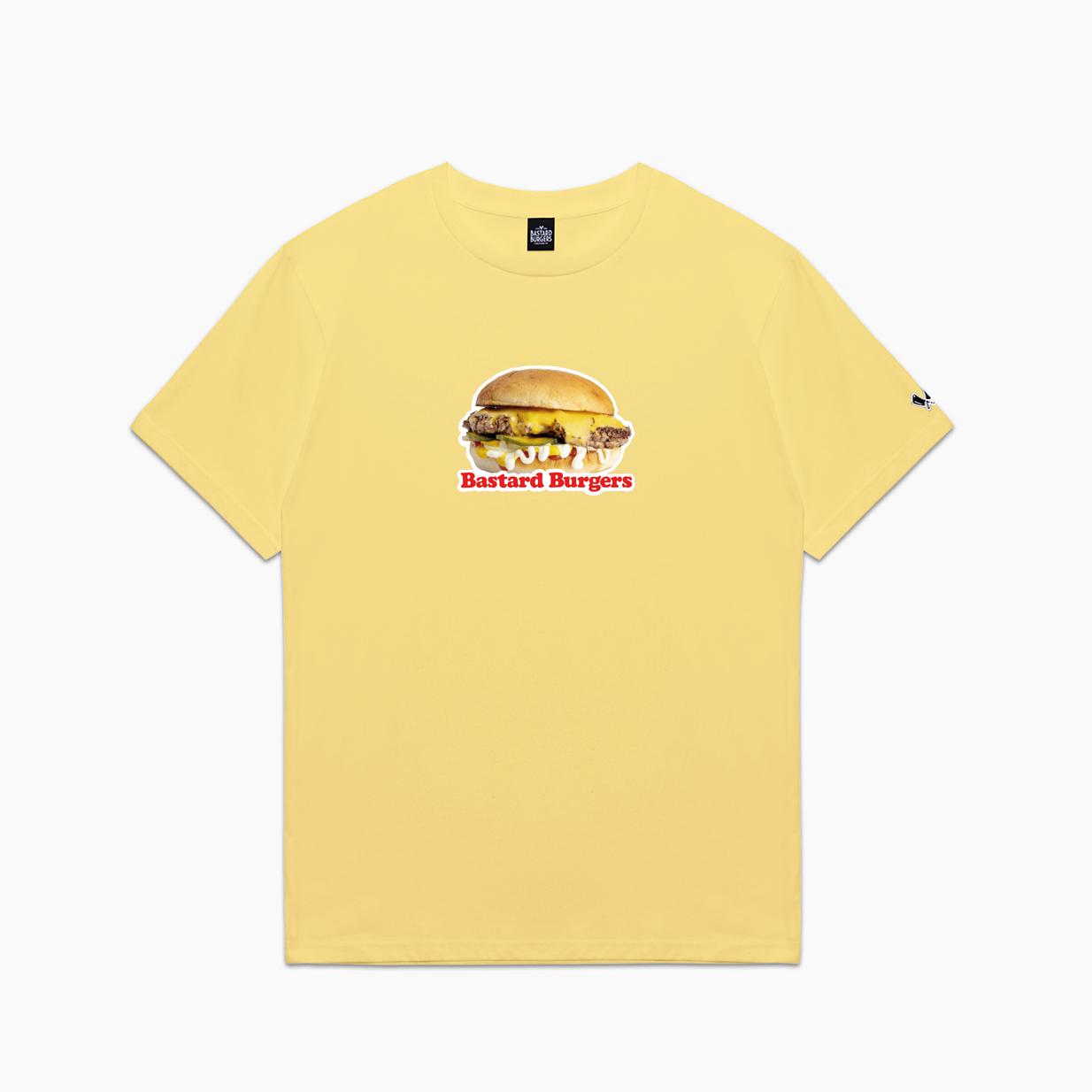 The Burger Yellow Haze rätt