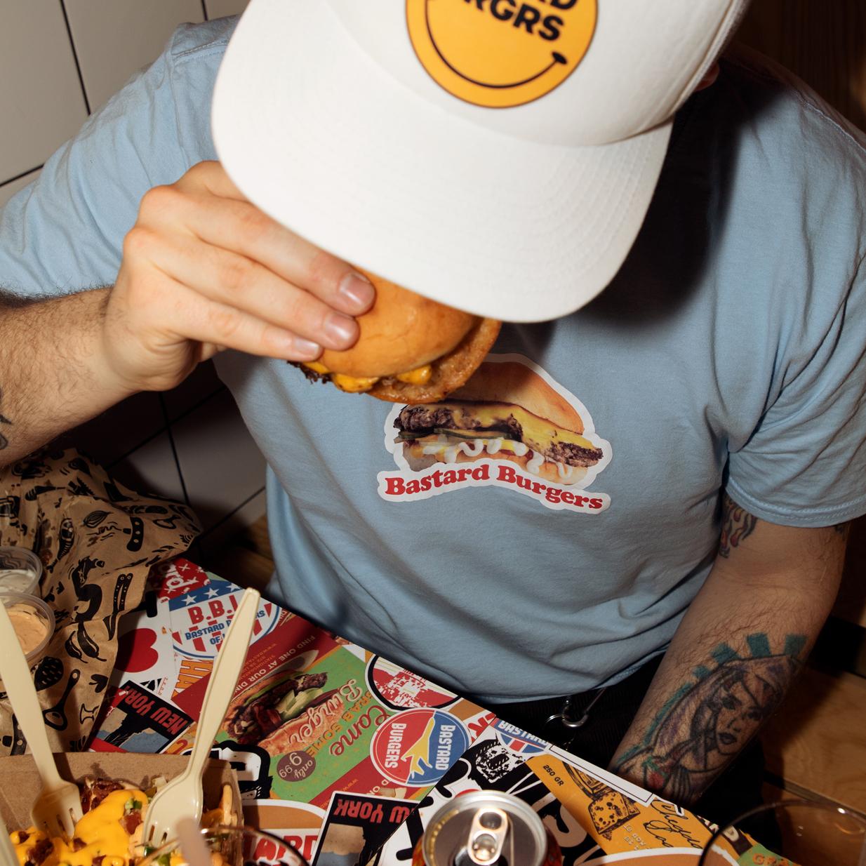 The Burger image